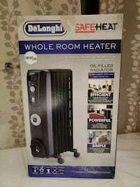 DeLonghi whole room heater Centreville, 20121