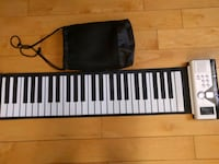 Roll up Piano/portable piano Toronto, M2N 0A5