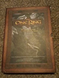 The One Ring RPG Core Set - Lord of the Rings Raleigh, 27613