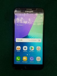 Very good condition Samsung J7 32gb black unlocked Ottawa, K2A 3V3