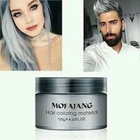 Ash grey hair wax washable  Vancouver, V5R 5R7