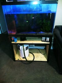 Fish tank stand and filter Fort Wayne, 46809