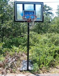 black and white basketball hoop Toms River, 08753