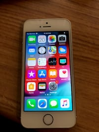 Almost New condition, iPhone 5s, Silver, 16GB, Factory Unlocked Toronto