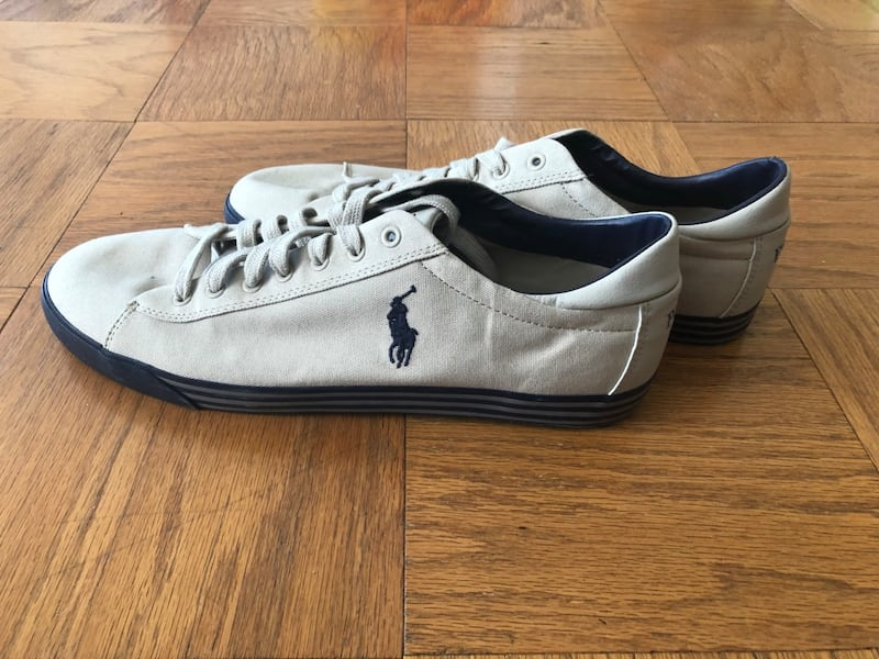 POLO shoes size 14 0