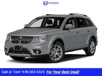 2017 Dodge Journey SXT Leominster, 01453