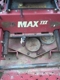 Yazoo MAX 3 PARTS ONLY Friendsville, 37737