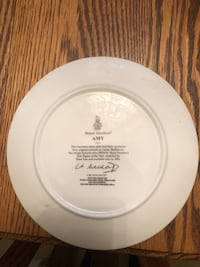 Fine china collectible set