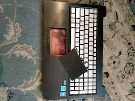 bottom cover/ keyboard and touchpad for ASUS laptop