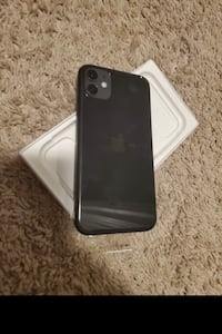 New iPhone 11 Black ready too ship