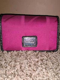 Nine & CO by Nine West Pink colored wallet Hamilton