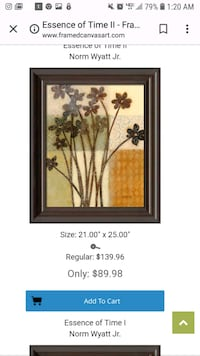 brown wooden framed wall decor Baton Rouge, 70815
