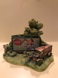 Coca Cola Country ceramic Houses  - Lilliput Lane Collection Fullerton, 92835