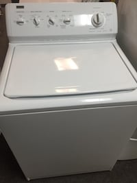 Kenmore top load washer dryer set with warranty  Woodbridge, 22192