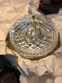 Waterford Crystal Flush Mount Ceiling Fixture Knoxville