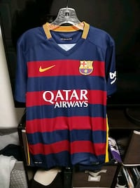 Authentic Messi Jersey- purchased in Barcelona Mississauga, L5B 1P2
