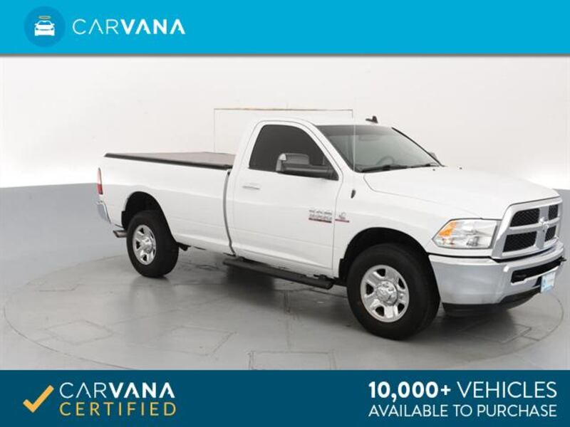 2015 Ram 3500 Regular Cab pickup SLT Pickup 2D 8 ft White  d4cd855f-3ce1-405b-9380-b360981af292