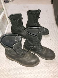 GORTEX all leather combat boots