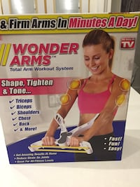 Wonder Arms Exercise System Toronto, M6B 2A5