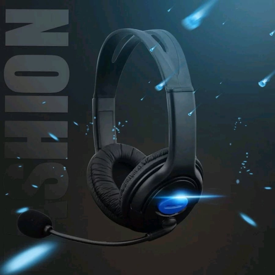 Brand new PS4 Headset with Mic