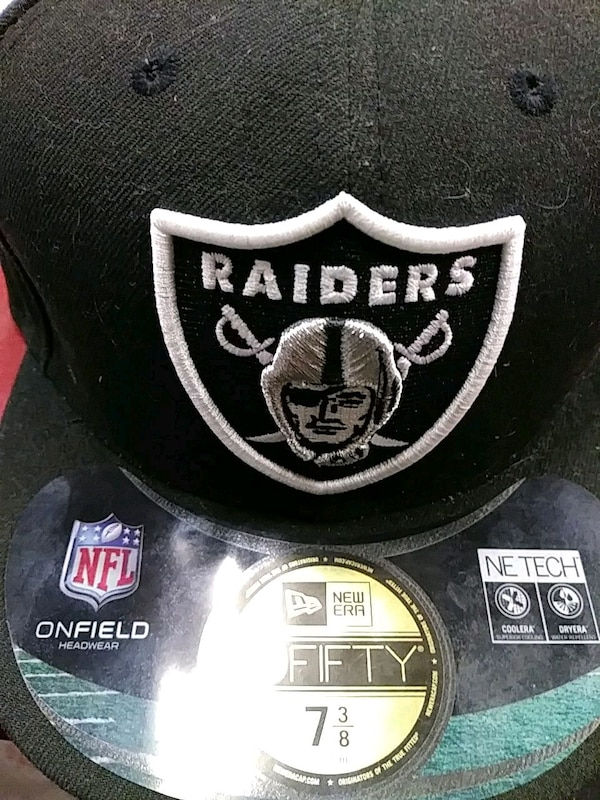 b494a7a0ff5 Brand New Excellent Condition Raiders Hat