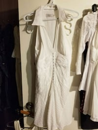 white guess dress Melville, S0A 2P0