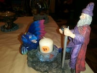 Wizard and dragon candle Gresham, 97030