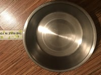 Stainless steel dog bowl 7.5 in Norfolk, 23505