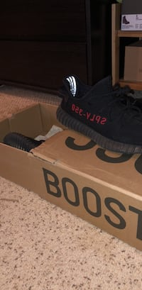 yeezy boost 350 bred White Hall, 21161
