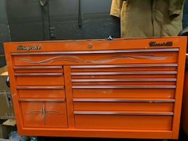 Snap-on Classic 78 11 Drawer Tool Box Gently used