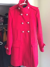 women's pink trench coat New Westminster, V3M 3X9