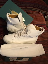 Men's Buscemi shoes size 10 Woodbridge, 22192