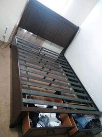 Queen size bed frame Killeen, 76549