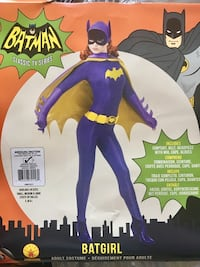 Batgirl Costume (Medium) Burke, 22015