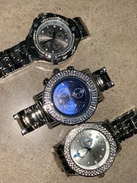 MEN WATCHES ALL 3 for $50 San Jose