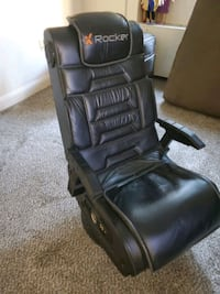 Rocker Gamer chair- great condition Silver Spring, 20904