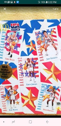 USA 1992 Olympic dream team puzzle. Downey, 90241