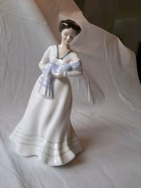 "Royal Doulton ""Christening Day""  Schomberg, L0G 1T0"