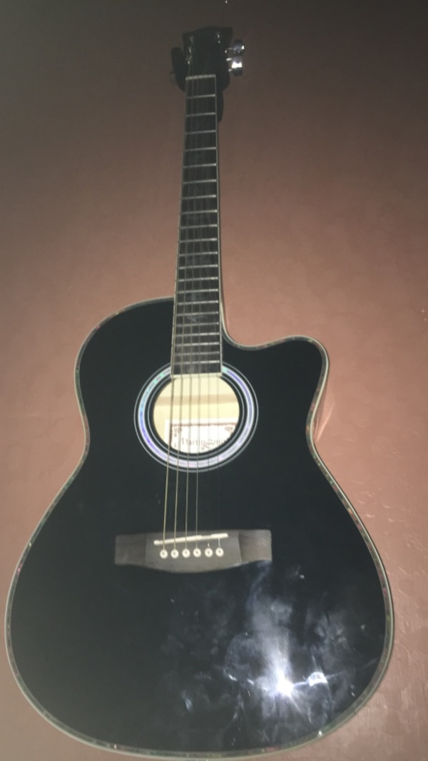 Used Martin Smith Acoustic Guitar For Sale In San Jose Letgo