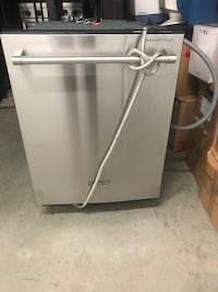 stainless steel and white dishwasher La Habra Heights, 90631