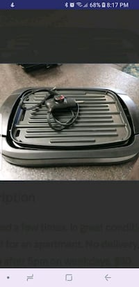 Apartment_ Indoor grill ,portable  Guelph, N1L 1C8