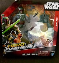 Star wars boba Fett masher Downey, 90242