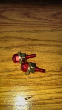 Red universal car windshield washer nozzles Mississauga, L5V 1Z5