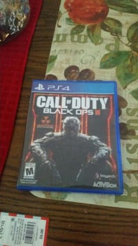 Call of Duty Black Ops 3 PS4 game case Anderson, 29621