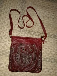 Owl Purse Leather  Jamestown, 14701