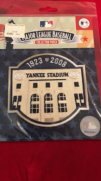 New York Yankees Statium 1923-2008 patch
