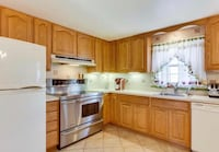 Light Brown Kitchen Cabinets Rockville