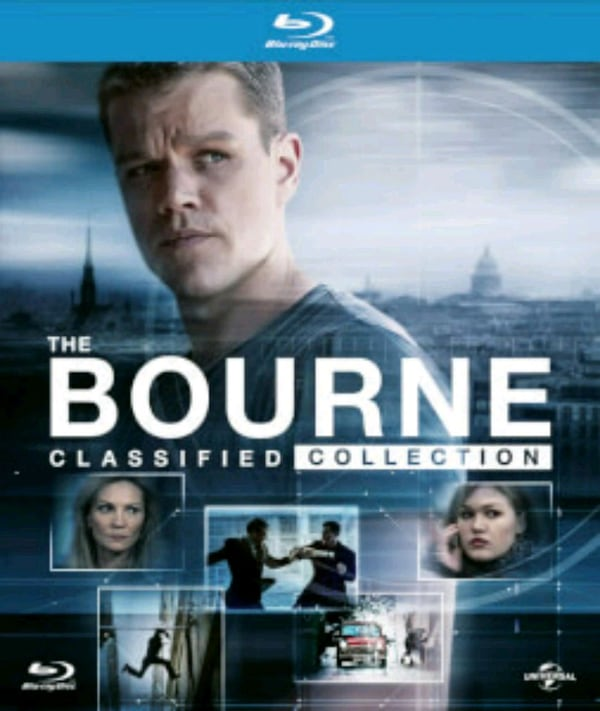 The Bourne Ultimate Collection - 5 Movies  00c1f28b-06ee-4c46-be0a-71aa4d6b58c5