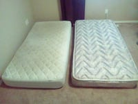 2 Used Mattresses For Sale