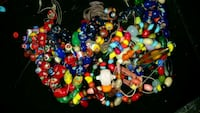 Antique hand made glass beads Salem, 97301